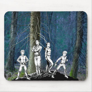 The Quest for Truth Mousepad
