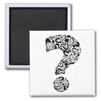 The Question Mark Magnet