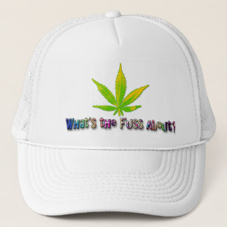The question ... trucker hat