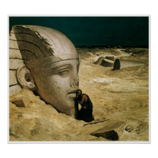The Questioner of the Sphinx Poster