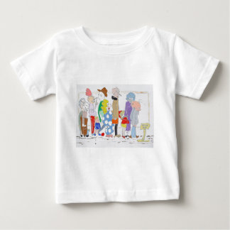 The Queue Baby T-Shirt