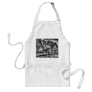 The Quiet Forest Apron
