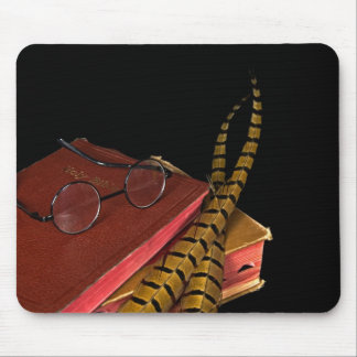 The Quiet Hour Mouse Pad