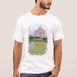 The quiet peaceful World Famous Taj Mahal at T-Shirt
