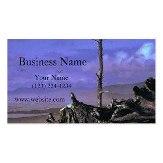 The Quiet Shore Business Card