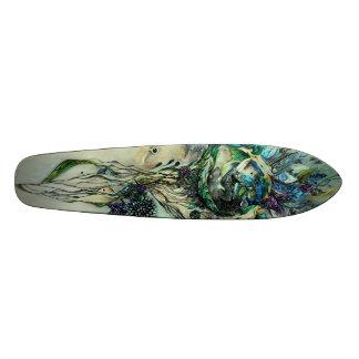 The Quiet Sleep Longboard Skate Deck