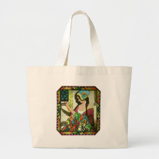 The Quilter Large Tote Bag