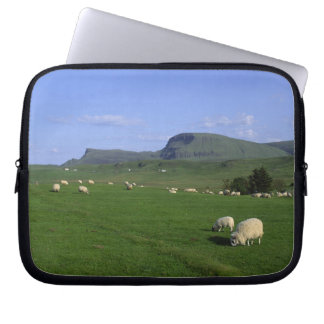 The Quiraing Mountains, Isle of Skye, Highlands, Laptop Sleeve