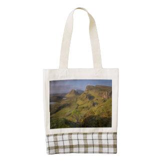 The Quiraing Zazzle HEART Tote Bag
