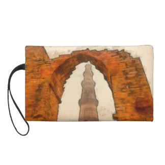 The Qutub Minar in Delhi Wristlet
