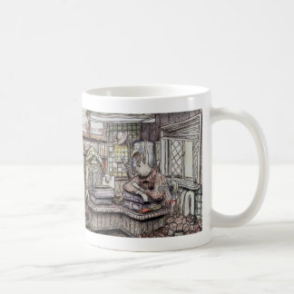 The Rabbit and the Turtle - Mug
