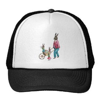 The Rabbit Family Trucker Hat