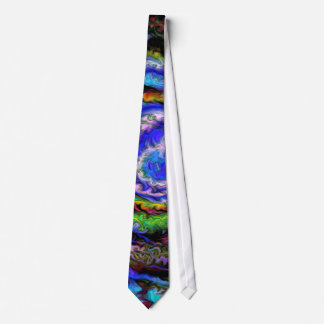 The Rabbit Hole Tie