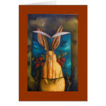 The Rabbit Story Greeting Cards