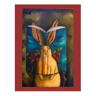 The Rabbit Story Postcard