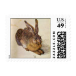 THE RABBIT ( Young Hare ) Postage Stamps