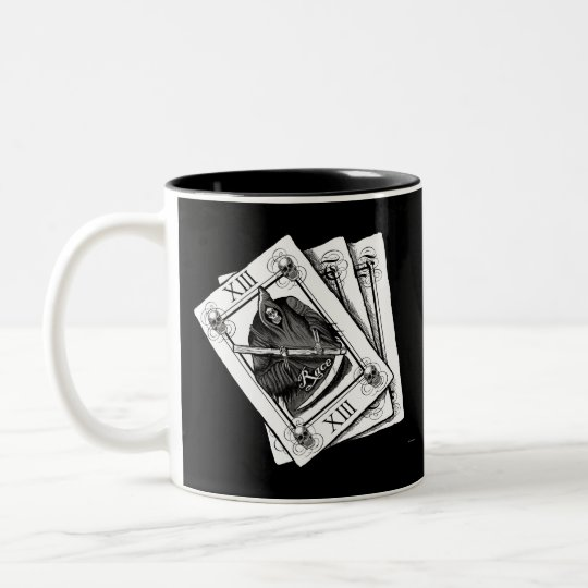 The-race-card Mug