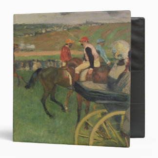 The Race Course - Amateur Jockeys Vinyl Binder