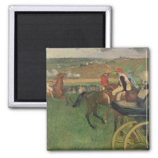 The Race Course - Amateur Jockeys Magnet