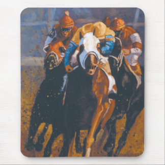 the race high res mouse pad