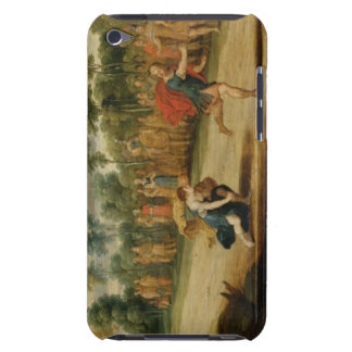 The Race of Atalanta and Hippomenes (oil on panel) iPod Touch Covers
