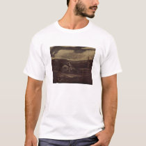 The Race Track (Death on a Pale Horse) T-Shirt