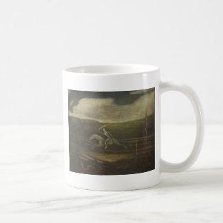 The Race Track Or Death On A Pale Horse Mug