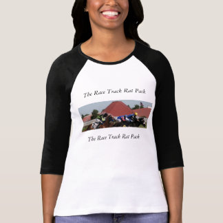 The Race Track Rat Pack Shirt for Women and Junior