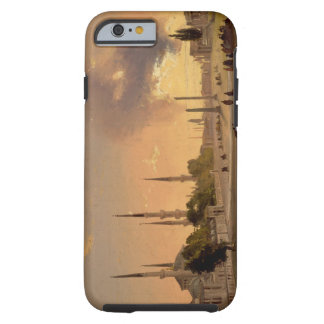 The Racecourse at Constantinople (oil on canvas) iPhone 6 Case