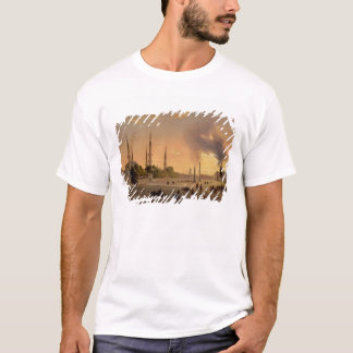 The Racecourse at Constantinople (oil on canvas) T-Shirt