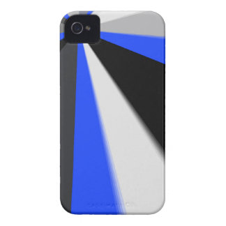 The Racer Blue iPhone 4 Case-Mate Case