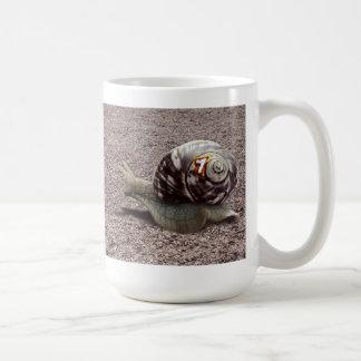 The Racer Classic White Coffee Mug