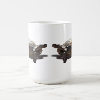 The Racers - Eight is never Late! Classic White Coffee Mug