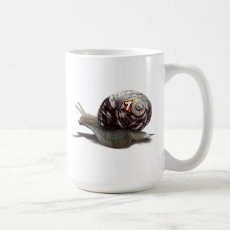 The Racers Classic White Coffee Mug