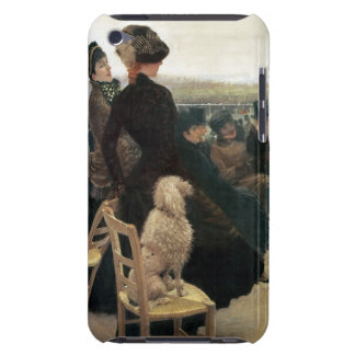 The Races at Auteuil, part of a triptych (oil on c Barely There iPod Covers