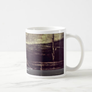 The Racetrack Or Death On A Pale Horse Coffee Mug