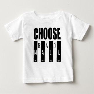 """The Rad Mall """"Choose Rad Mall"""" Tshirt (Toddlers)"""