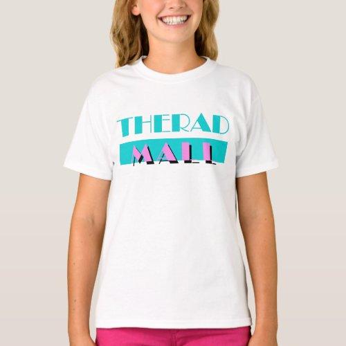 The Rad Mall MIAMI Tshirt girls