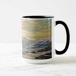 The Radiant Sea Mug