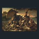 """The Raft of the Medusa (J.L.T.G&#201;RICAULT) Canvas Print<br><div class=""""desc"""">JEAN LOUIS TH&#201;ODORE G&#201;RICAULT - La Balsa de la Medusa (Museo del Louvre, 1818-19) The Raft of the Medusa (French: Le Radeau de la M&#233;duse) is an oil painting of 1818–1819 by the French Romantic painter and lithographer Th&#233;odore G&#233;ricault (1791–1824). Completed when the artist was 27, the work has become...</div>"""