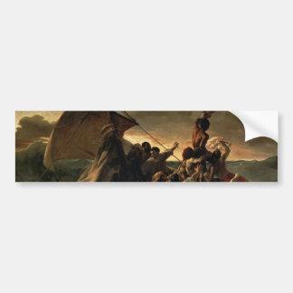 The Raft of the Medusa - Théodore Géricault Bumper Sticker