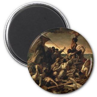 The Raft of the Medusa - Théodore Géricault Refrigerator Magnets