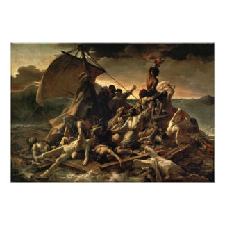 The Raft of the Medusa - Théodore Géricault Photographic Print