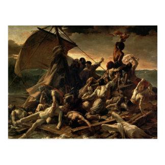 The Raft of the Medusa - Théodore Géricault Postcard