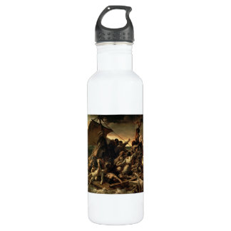 The Raft of the Medusa - Théodore Géricault Water Bottle