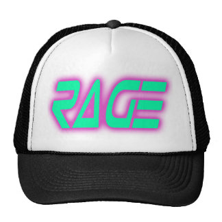 The  Rage Collection Trucker Hat