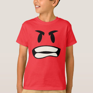 the rage emoji T-Shirt
