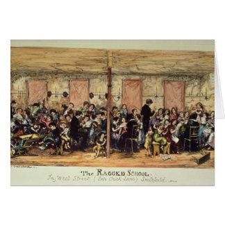 The Ragged School, West Street , Smithfield Card