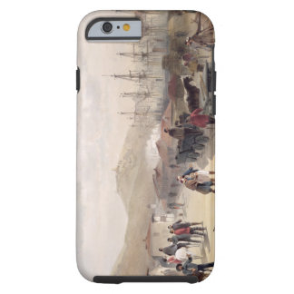 The Railway at Balaklava, plate from 'The Seat of Tough iPhone 6 Case