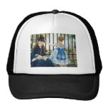 The Railway by Edouard Manet 1873 Trucker Hats
